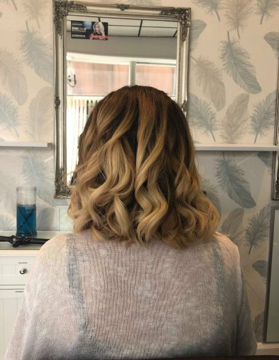 Wedding Hair Styling Trial at Zoes Hair Salon